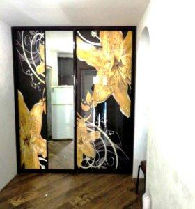 Гардеробные комнаты в Ростове
