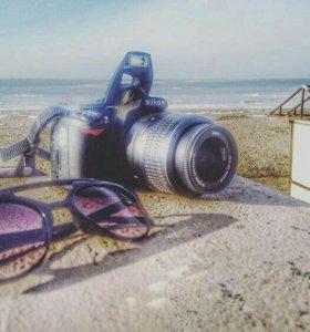 Фотограф (фотосессия)