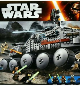 Lego STAR WARS 75151 (Турбо танк клонов)