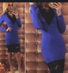 Платье (42-44)размер НОВОЕ