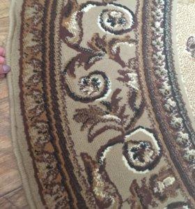 Овальный ковёр на пол