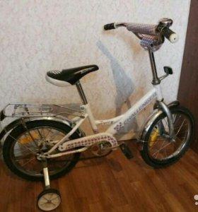 Велосипед для детей от 3 до 6 лет (б/у)