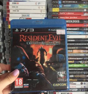 Res.evil Operation Raccon City на PS3