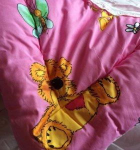 Одеяло детское холлофайбер