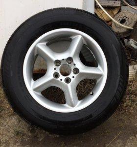 BMW колесо R17 ЛЕТО