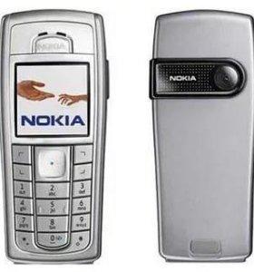 Nokia 6230i Финляндия