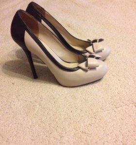 Туфли кожа Calipso