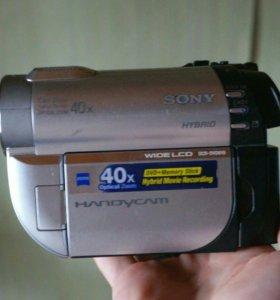 Sony Handycam Hybrid DCR-DVD610E