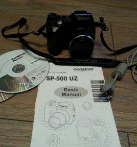Цифровая фотокамера Olympus SP-500UZ