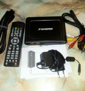 Цифровой Медиаплеер. HDMP-300