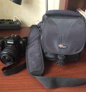 Pentax K-R Kit 18-55