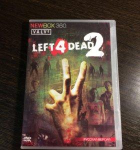 LEFT 4 DEAD 2 на XBOX 360