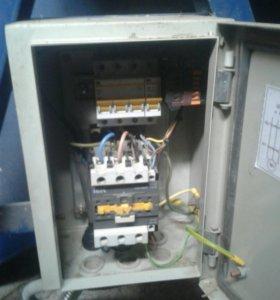 Подключение промышленного оборудования