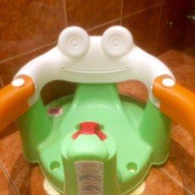 Сиденье для купания ok baby krab краб