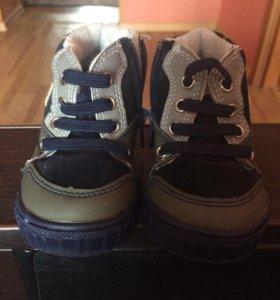 Новые ботиночки р 19