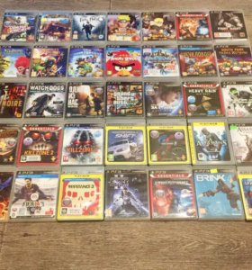 Игровые диски для Sony PlayStation 3