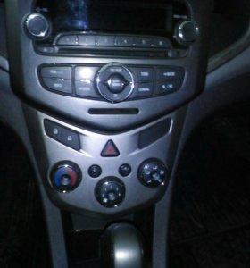 Chevrolet aveo 2012 г.в. хэтчбек