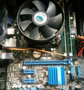 Связка i5 3470 3,2 ГГц и мат Asus