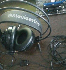 Игровые наушники Steelseries Siberia v2