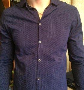 Рубашка новая + джинсы