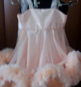 Платье 1-2года