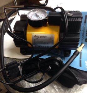 Автомобильный компрессор DenzeL