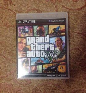 GTA 5 для Sony PS 3