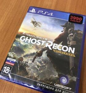 Tom Clancy's Ghost Recon Wildlands для PS4