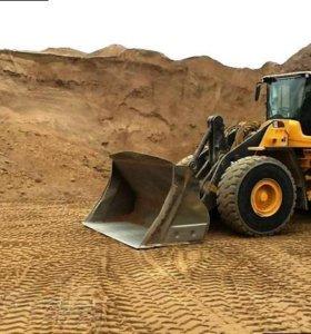 Песок карьерный вид МК 4.6.93
