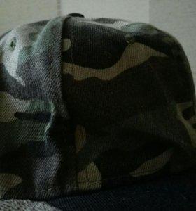 Милитари кепка