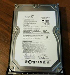 HDD Seagate 500гб