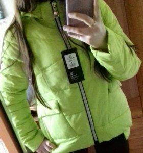 Куртка, весна.