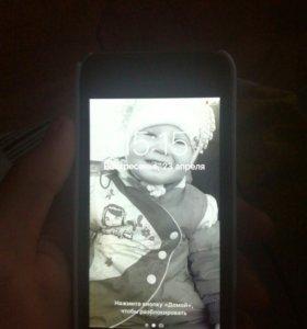 IPhone 5-s в хорошем состоянии! Документы имеются!