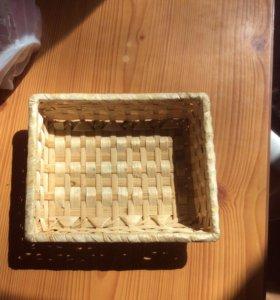 Плетенка для хлеба