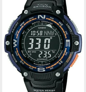 Новые часы Casio SGW-100-2B