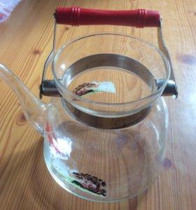 Заварочный чайник без крышки