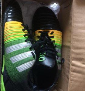 Футбольные кроссовки Adidas nitrocharge 3.0