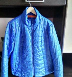 Куртка демисезонная р.54