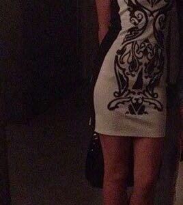 Платье утяжка