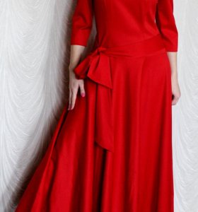 Платье Olive Grey