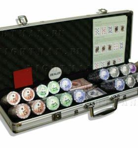 Новый набор для покера Royal Flush 500