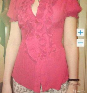 Блуза хб на 42-44