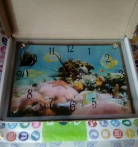 Часы новые!картины