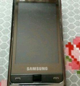 Телефон самсунг SGH-i900 на запчасти