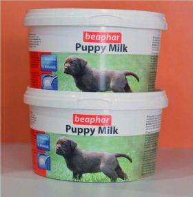 Beaphar puppy milk новая упаковка