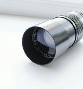 Объектив ТЕЛЕАР Н 3,5/200 для Nikon
