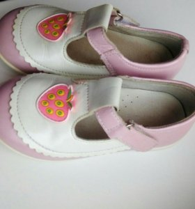 Туфельки 25 размер