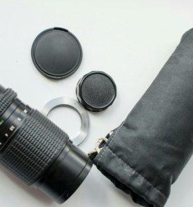 Объектив Zoom Arsat М 80-200mm f/ 4.5