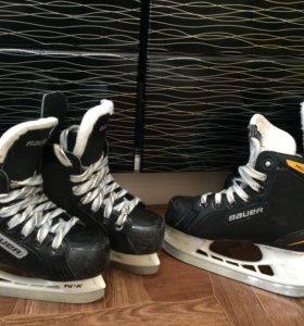 Коньки хоккейные детские BAUER