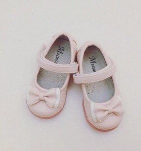 Туфельки для малышки